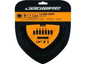 Jagwire 1X Pro Derailleurkabels Zwart