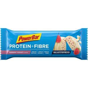 PowerBar ProteinPlus Fibre Sportrepen Aardbei/Yoghurt 24 stuks