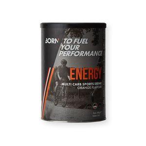 BORN ENERGY Multi Carbo Sportdrank Sinaasappel 540 gram