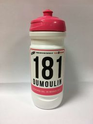 BORN Leggenda Bidon Tom Dumoulin Wit/Roze