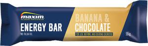 Maxim Energiereep Banaan met Chocolade 25 stuks