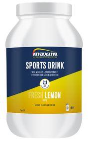Maxim Sports Drink Poeder Fresh Lemon 2kg