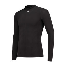 FUTURUM Base Layer Long Sleeve Black