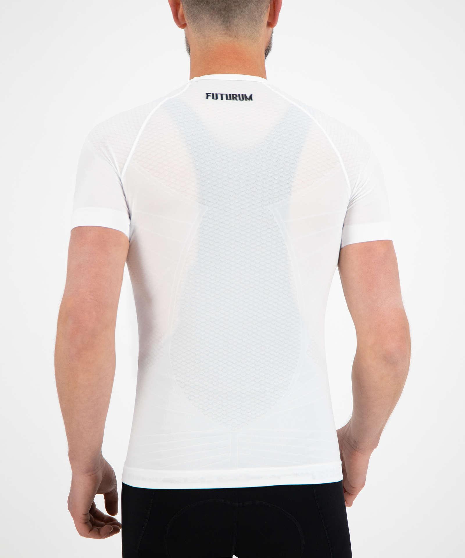 FUTURUM PROFORMANCE Base Layer Extra Cool White