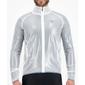 FUTURUM PROFORMANCE Rain Jacket Packable Transparant