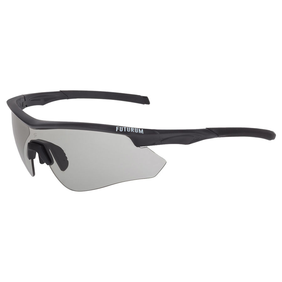 FUTURUM Sunglasses Photochromic Hydrophobic II Matt Black