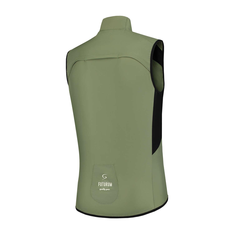 FUTURUM PROFORMANCE Wind Vest Superlight Green