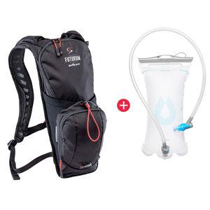 36ba48f4416 FUTURUM PROFORMANCE Cycling Backpack 6L + Drink reservoir Black