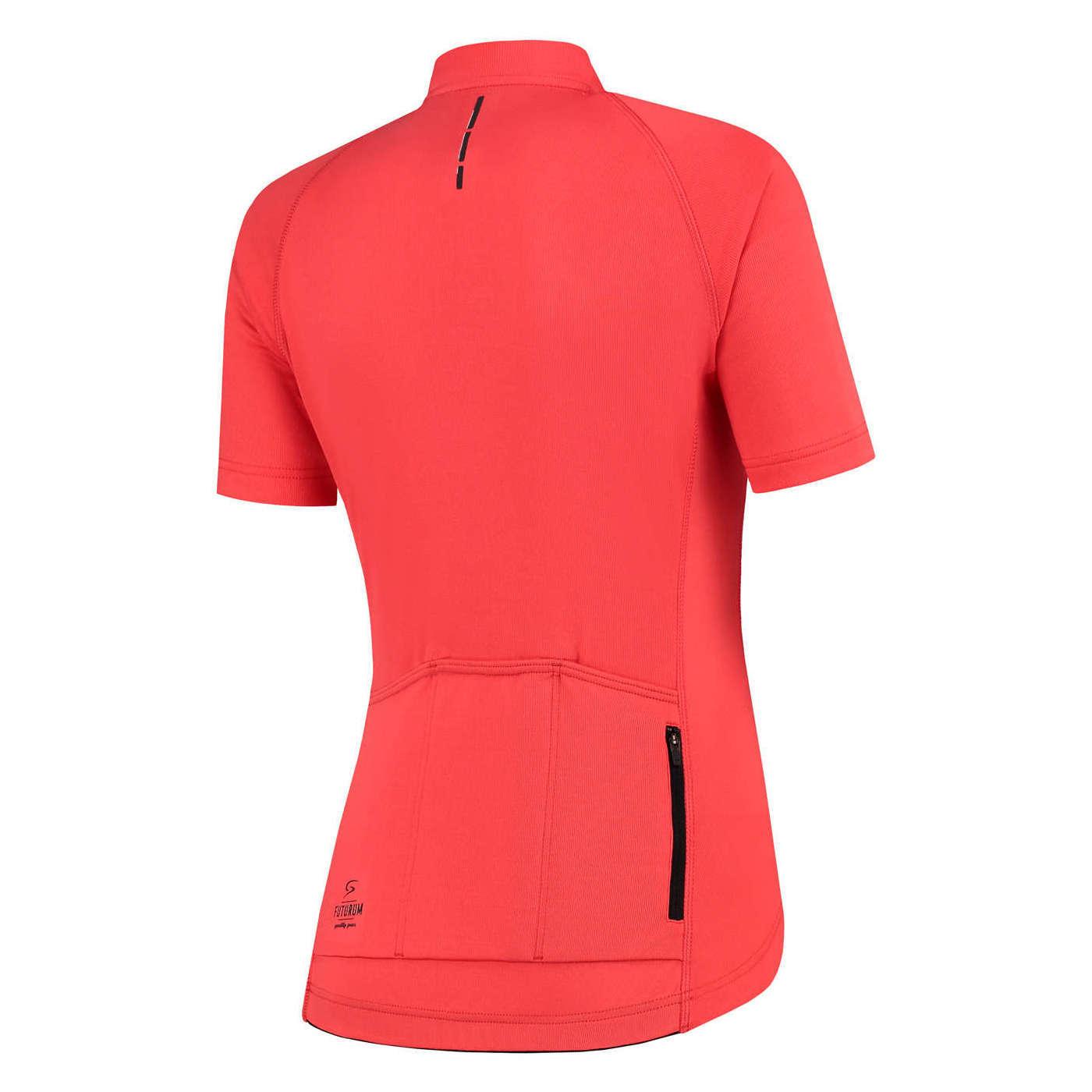 FUTURUM PROFORMANCE Jersey MARA Merino Red