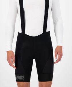 FUTURUM 4 SEASONS Bib Shorts PRO Black