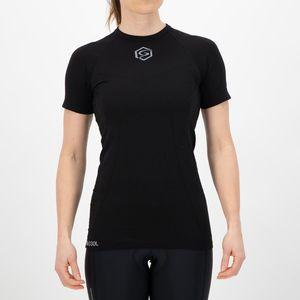 FUTURUM PROFORMANCE Base Layer Xtra Cool RCLD Short Sleeve Black W