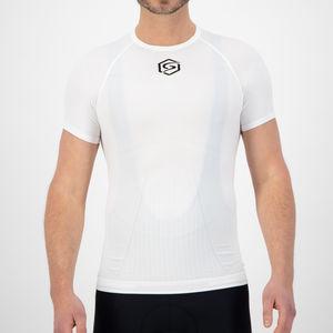 FUTURUM PROFORMANCE Base Layer RCLD Short Sleeve White