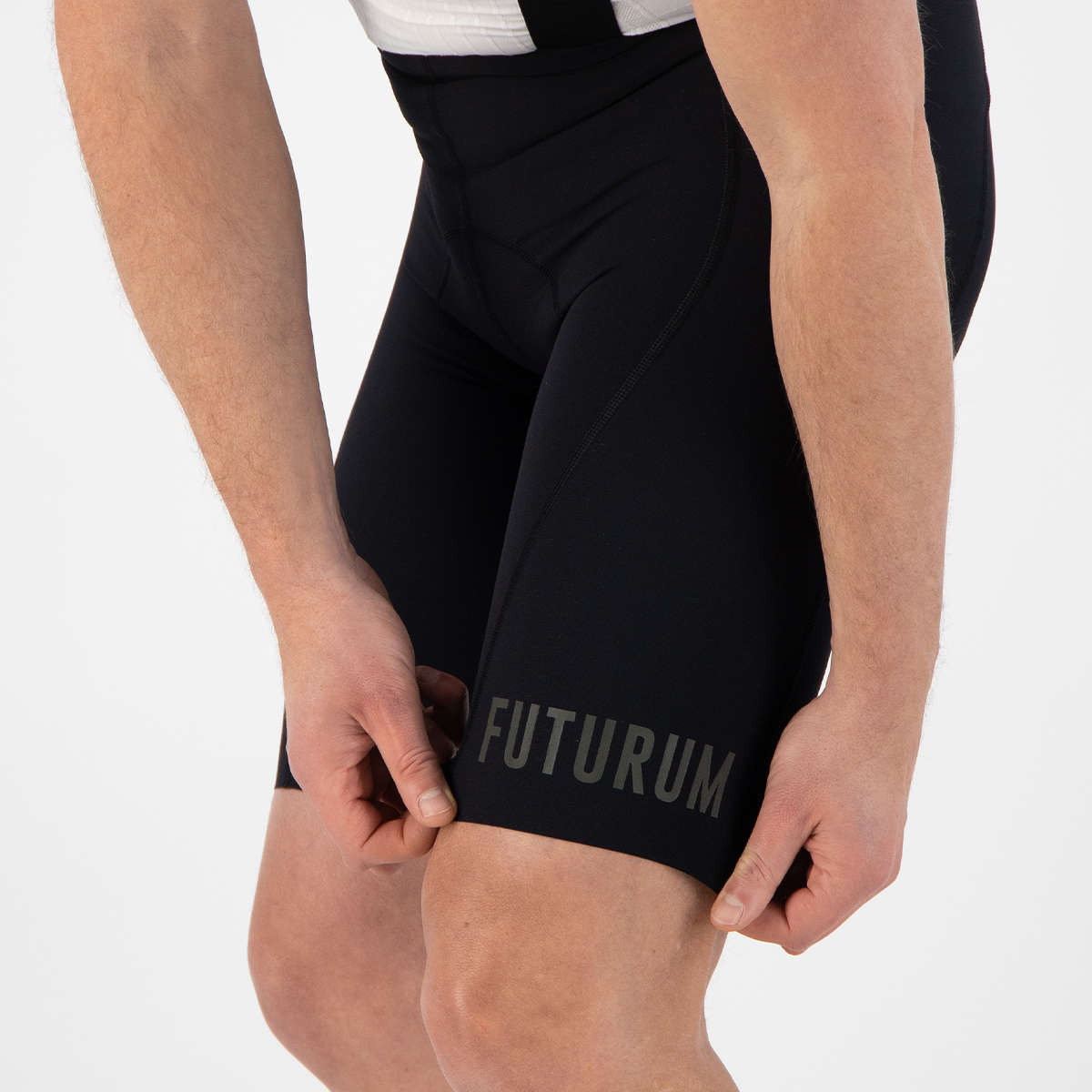 FUTURUM PROFORMANCE Bib Shorts JONA II Black