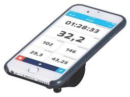 BBB Cycling BSM-03 Smartphone Houder Patron I6 Zwart/Grijs