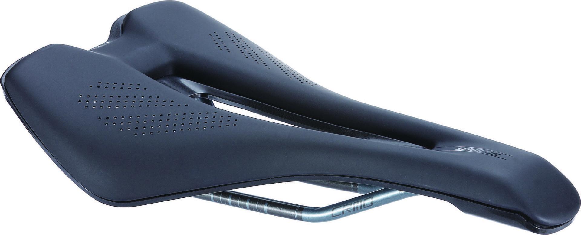 BBB Cycling Echelon Vacuum Performance 145mm BSD-141 Zadel Zwart