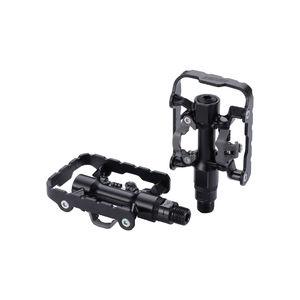 BBB Cycling DualChoice BPD-23 MTB Pedalen Zwart