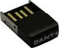 2moso ANT USB Adapter Zwart