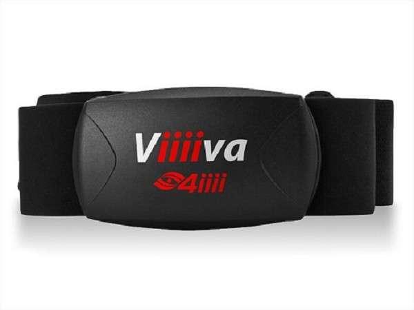 4iiii Viiiiva HRM ANT+ Hartslagband