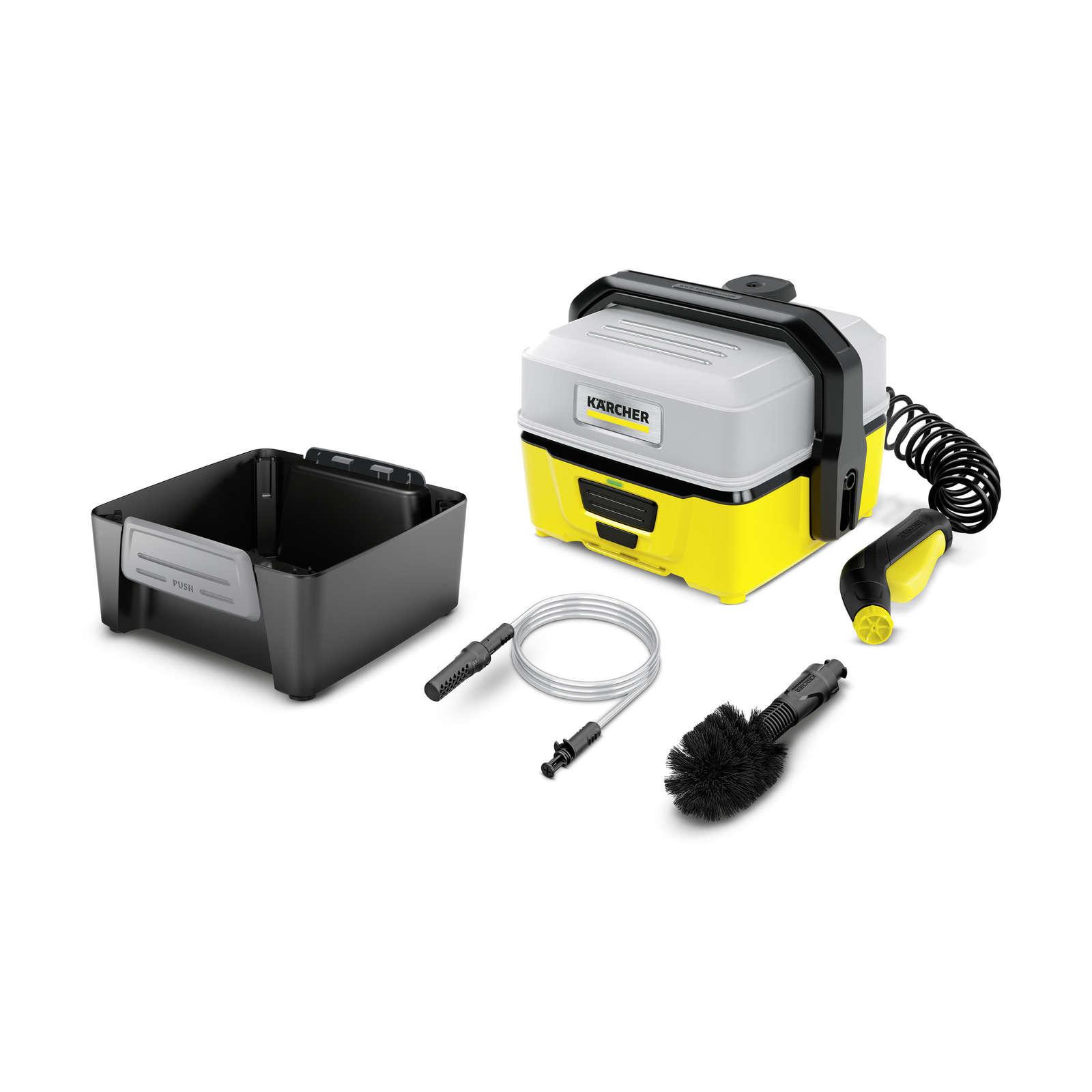 Kärcher Mobile Outdoor Cleaner OC 3 + Adventure Box