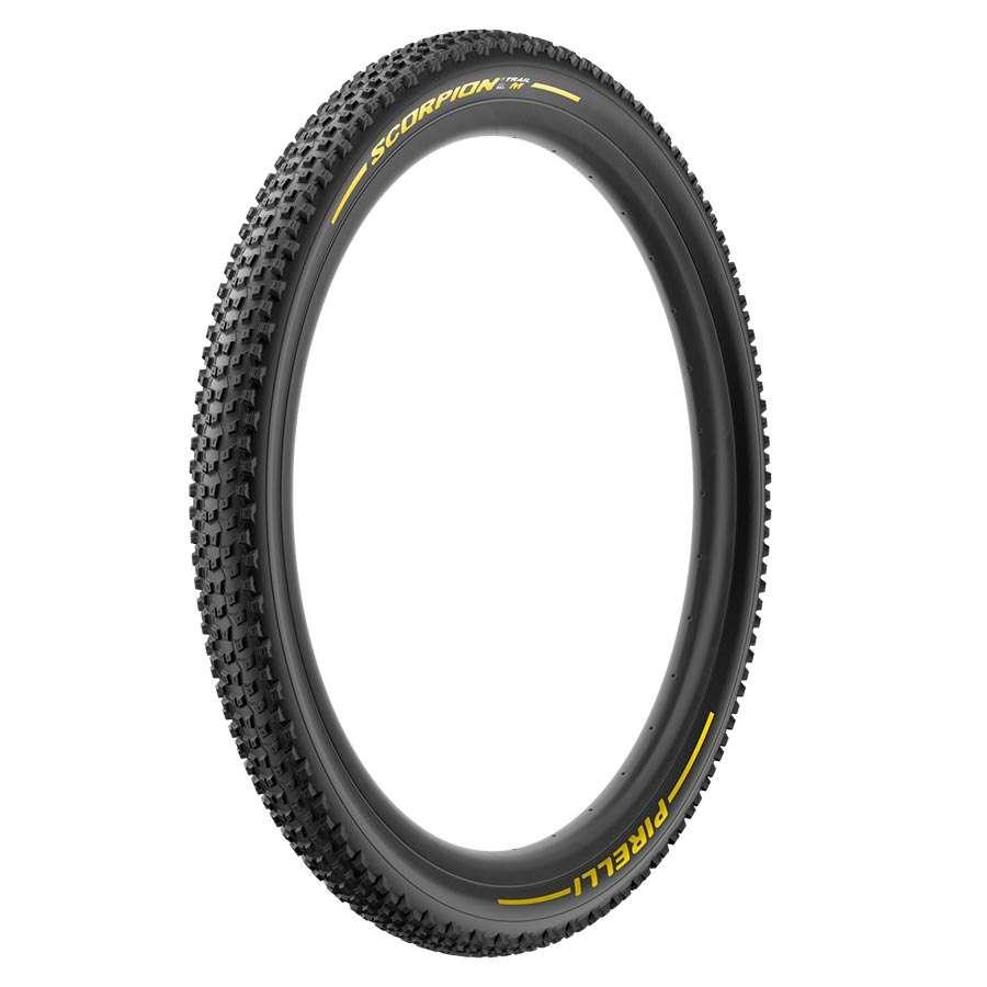 Pirelli Scorpion Trail M TLR MTB Vouwband Zwart/Geel