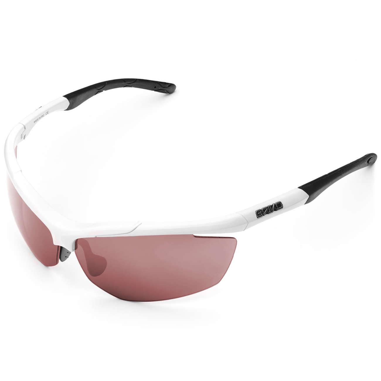 57a4aeb521a Briko Trident Photo Sportbril Wit met met Photochromic Pink Lens ...