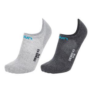 UYN Sneaker 4.0 Sokken Grijs 2-pack
