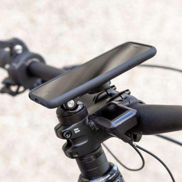 SP Connect Pro Smartphone Stuurpenhouder Zwart
