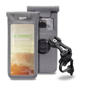 SP Connect Smartphone Bike Bundle II Stuurhouder Set Universal L Zwart