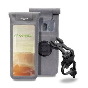 SP Connect Smartphone Bike Bundle II Stuurhouder Set Universal M Zwart