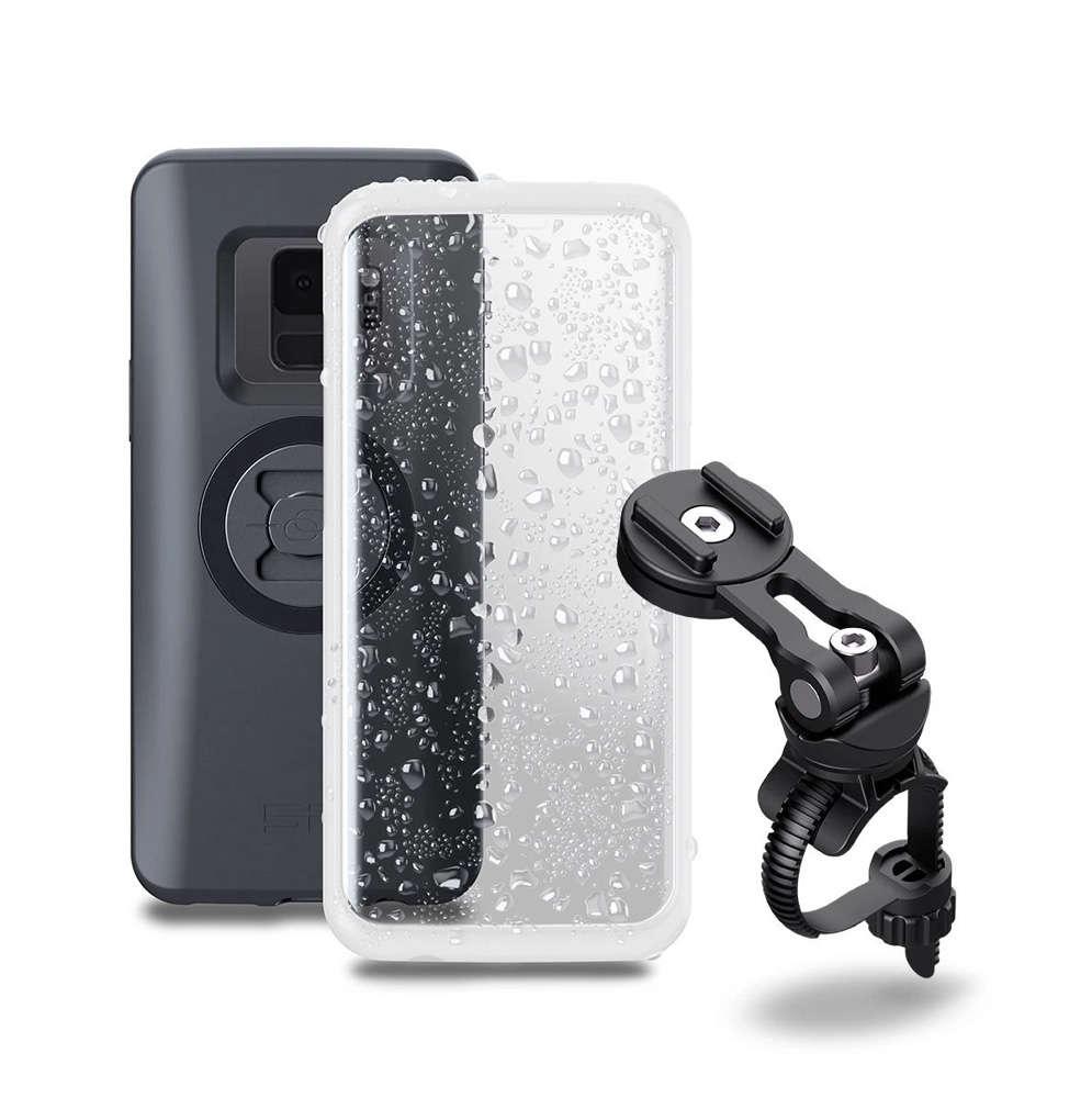 SP Connect Smartphone Bike Bundle II Stuurhouder Set Samsung S8/S9 Zwart