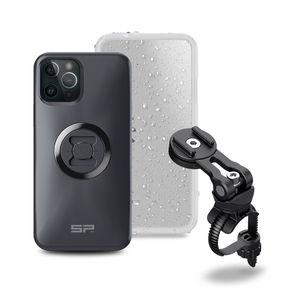 SP Connect Smartphone Bike Bundle II Stuurhouder Set iPhone 12/12 Pro Zwart