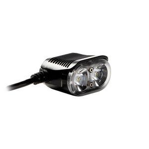 Gloworm Alpha 1.0 1200 Lumen Koplamp Zwart
