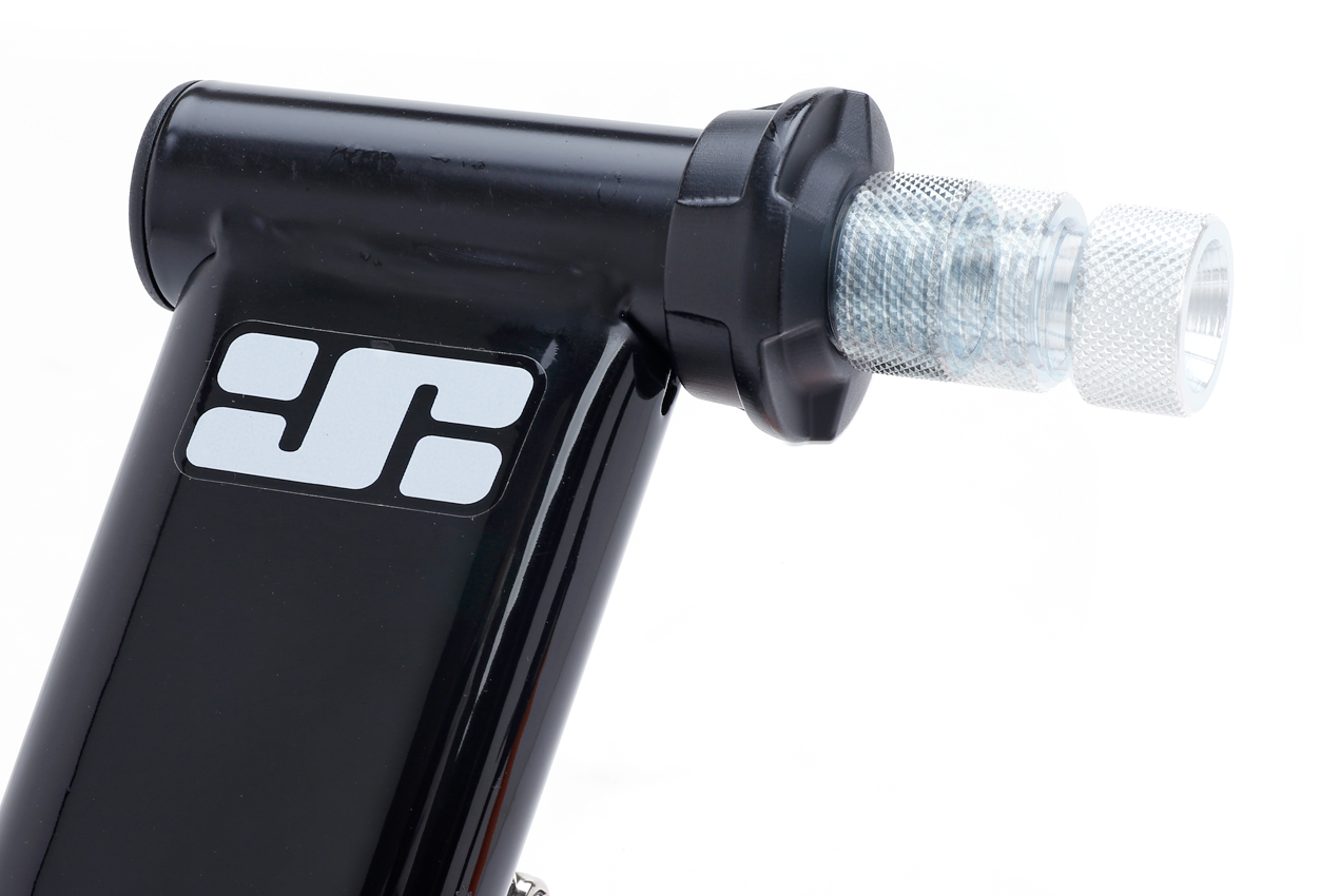 JetBlack Z1 Pro Fluid Fietstrainer