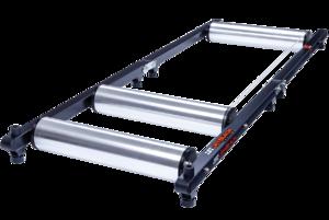 JetBlack R1 Aluminium Rollerbank