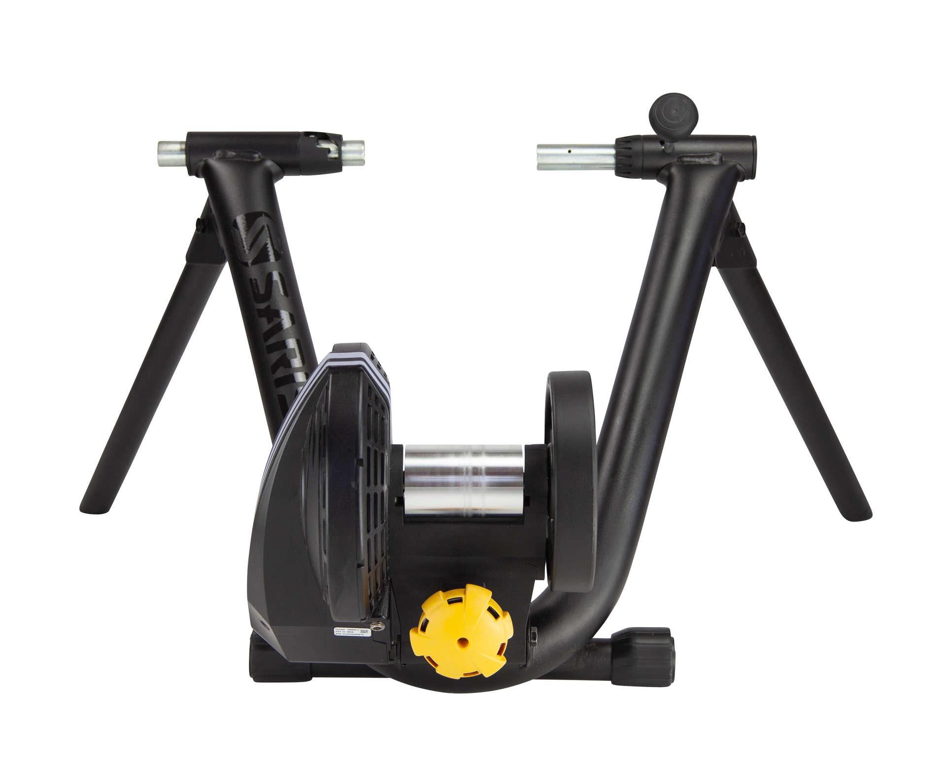 Saris M2 Wheel On Smart Trainer