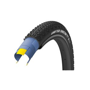 Goodyear Connector Ultimate Tubeless Complete TLR Gravel Vouwband Zwart