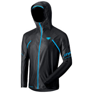 Dynafit Ultra GTX Shakedry Trail Hardloopjack Zwart/Blauw Heren