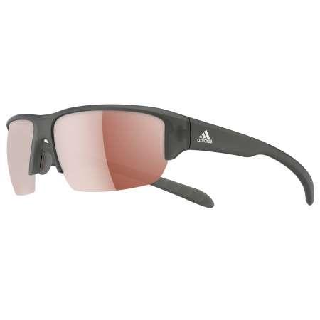 picture Kumacross Halfrim Sportbril Mat Groen