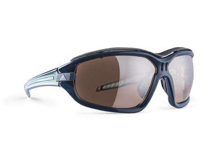 picture Evil Eye Evo Pro S Sportbril Shiny Blauw/Groen