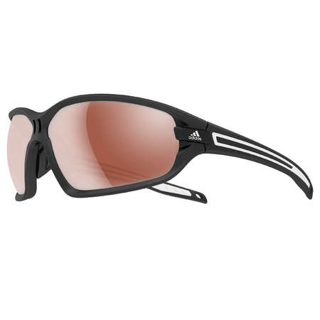 picture Evil Eye Evo Basic L Sportbril Mat Zwart/Wit