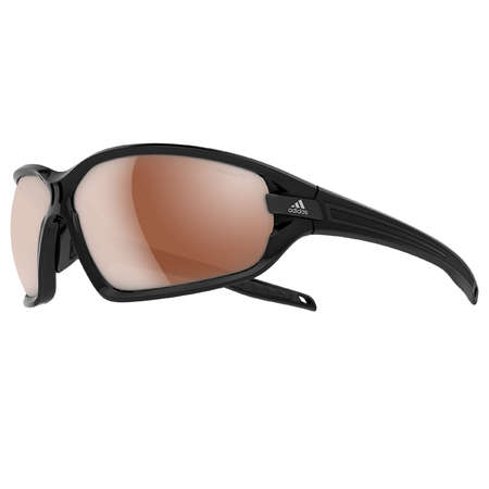 picture Evil Eye Evo Basic L Sportbril Shiny Zwart Polarized