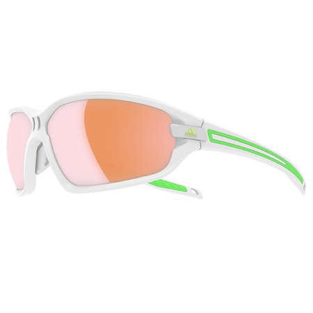 picture Evil Eye Evo Basic S Sportbril Mat Wit/Groen