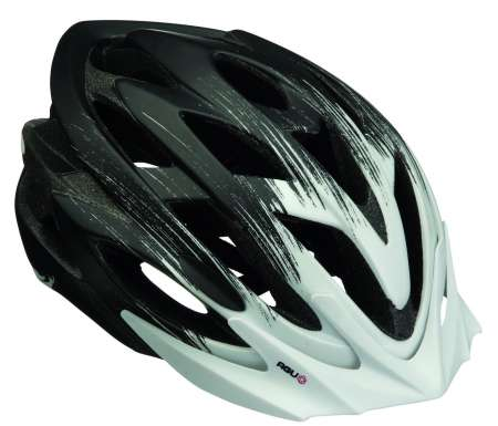 picture Helm Trabuco MTB Zwart/Wit