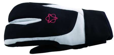 picture Handschoenen Tec2 Wit/Zwart