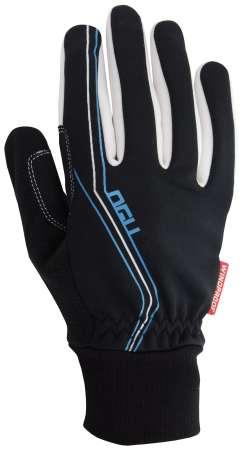 picture Windproof Handschoenen Zwart/Blauw Dames