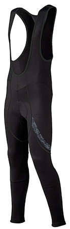 AGU Bret Pro Light Wind Fietsbroek HiVis Met Zeem Zwart Heren