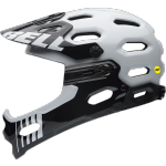 Super 2R MIPS Downhill Fietshelm Wit