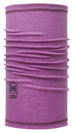 picture 3/4 Merino Wool Buff Solid Roze