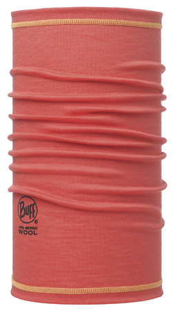 picture 3/4 Merino Wool Buff Solid Oranje