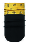 Buff Tour De France  Windproof Neckwarmer Zwart/Geel